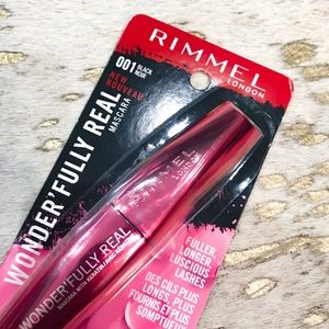 Rimmel London Makeup - Rimmel Wonder'Fully Real Mascara